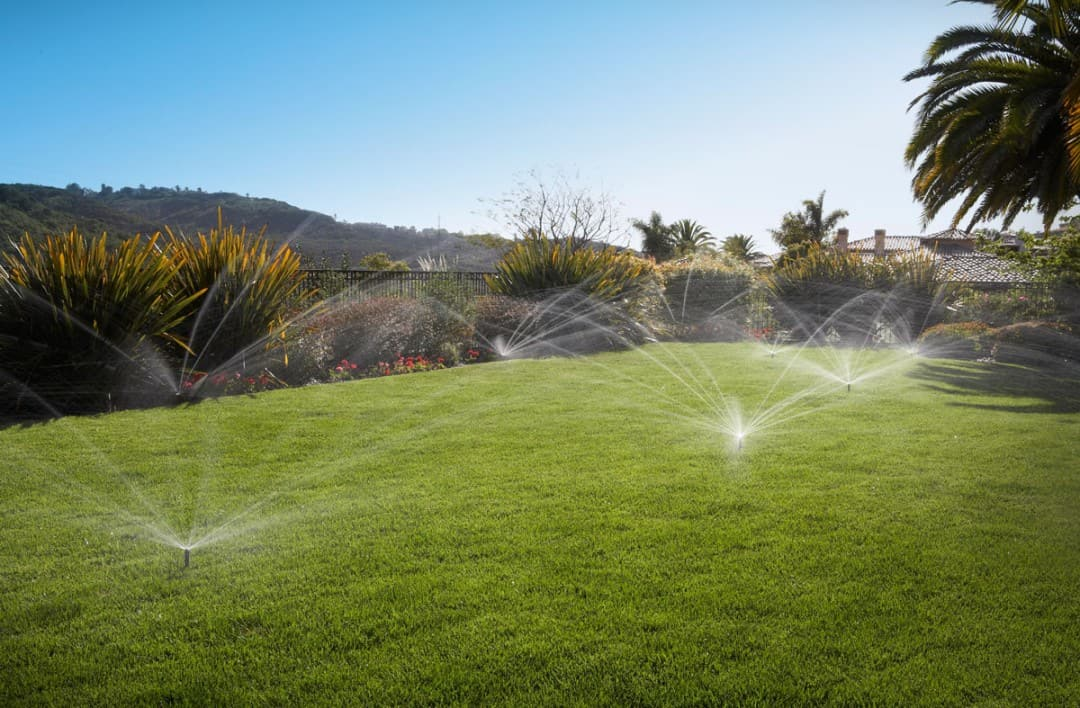 Benefits of a well installed and designed irrigation system