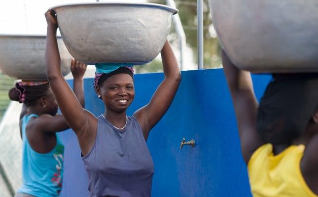 WaterAid Australia - Woman in Ghana