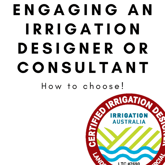 Irrigation Design And Consultancy