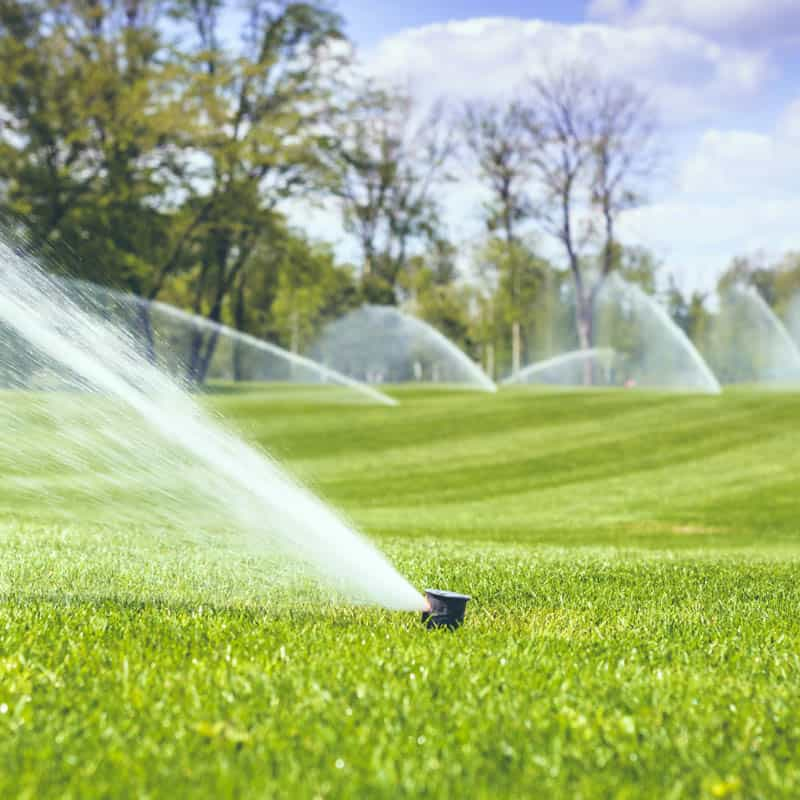 Ecostream agricultural irrigation