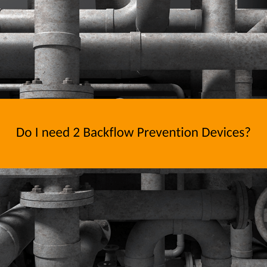 Do I Need A Backflow Device On My Water Meter?